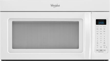 Whirlpool WMH32517AW 1.7 cu. ft. Capacity Over the Range Microwave Oven |Appliances Connection