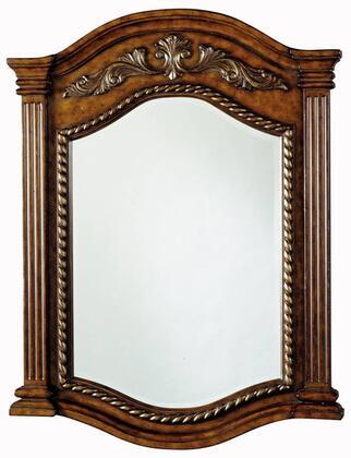 Ambella 08055140036  Arched Portrait Wall Mirror