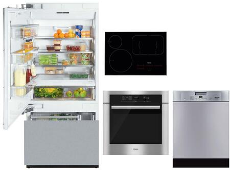 Miele 810287 Kitchen Appliance Packages