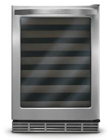 "Electrolux Icon E24WC75HSS 23.8125"" Built-In Wine Cooler, in Stainless Steel"