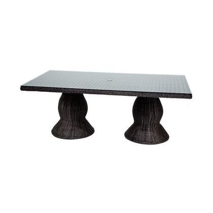 VENICE REC DINING TABLE