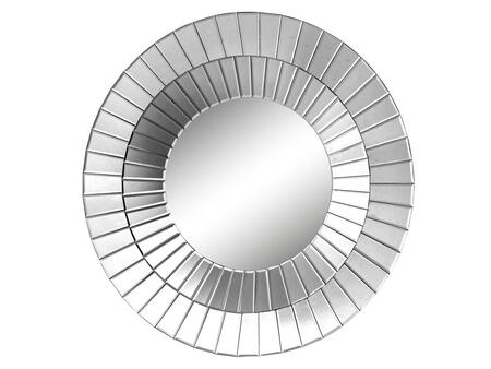 Stein World 12376  Round Portrait Wall Mirror