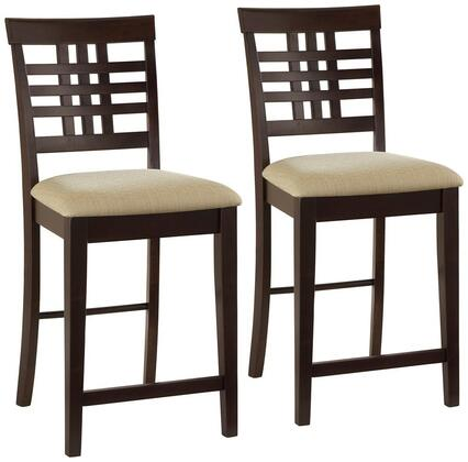 Hillsdale Furniture 4917806 Tiburon Series Residential Fabric Upholstered Bar Stool