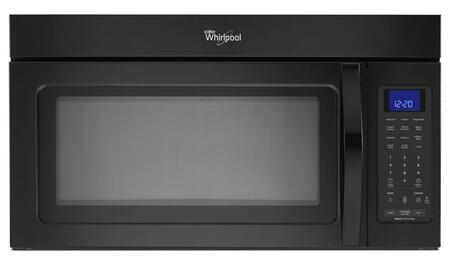 "Whirlpool WMH32519C 30"" Over the Range Combination Range Hood Microwave with 1.9 cu. ft., 1000 Cooking Watts, 300 CFM 3 Speed Fan, Sensor Cooking, Steam Cooking, and Hidden Vent"