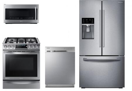 Samsung 728829 Chef Kitchen Appliance Packages