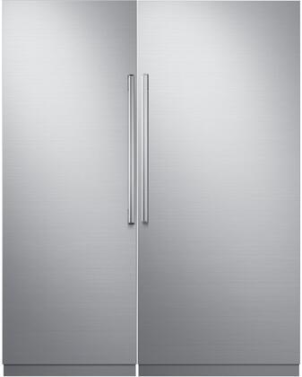 Dacor 772365 Modernist Side-By-Side Refrigerators