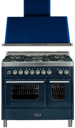 Ilve 721552 Majestic Techno Kitchen Appliance Packages