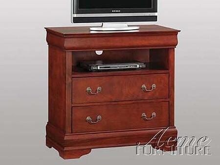 Acme Furniture 09808 Louis Philippe II Series  Dresser