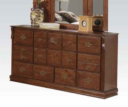 Acme Furniture 01725 Ponderosa Series Wood Dresser