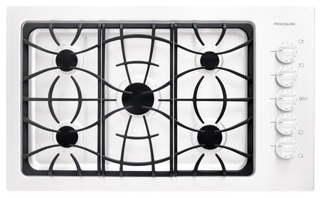 Frigidaire FFGC3625LW  Gas Sealed Burner Style Cooktop