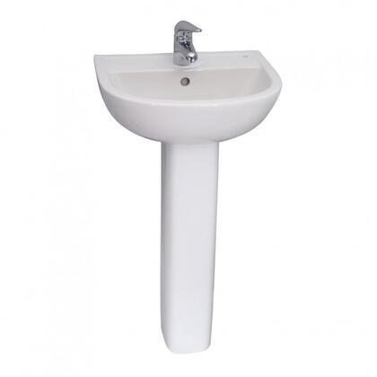Barclay B3551WH Utility Sink