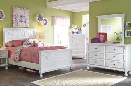Signature Design by Ashley Kaslyn Full Size Bedroom Set B502848687212646