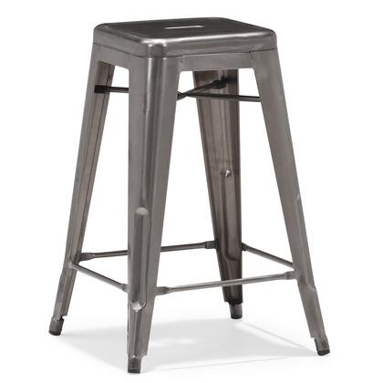 Zuo 106114SET Bar Stools