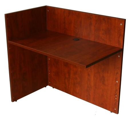 Boss N180C Transitional Standard Office Desk
