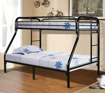 Powell 346B Youth Beds/Bunks Series  Twin/Full Size Bunk Bed