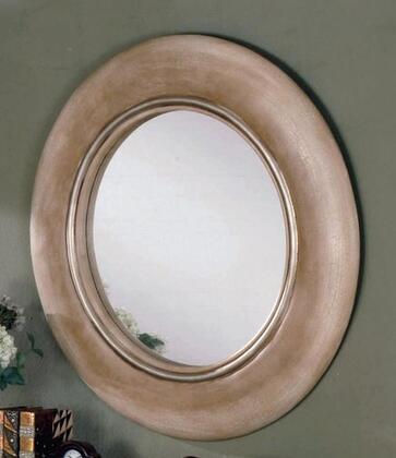Yuan Tai CH4447M Chrisfelle Series Round Portrait Wall Mirror
