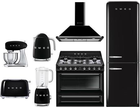 Smeg 657831 Kitchen Appliance Packages