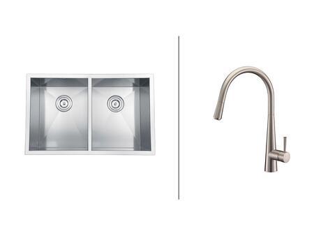 Ruvati RVC2333 Kitchen Sink