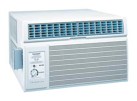 Friedrich SH20M30 Window or Wall Air Conditioner Cooling Area,