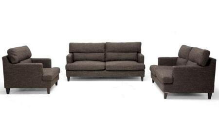 Wholesale Interiors TD1906A3PIECESOFASET  Living Room Set