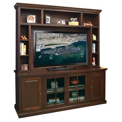Legends Furniture RP1207BRCPACKAGE Roosevelt Park TV Stands