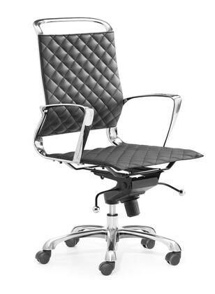 "Zuo 205884 22.4"" Modern Office Chair"