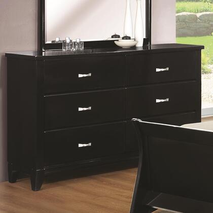 Coaster 202023 Eleanor Series Wood Dresser