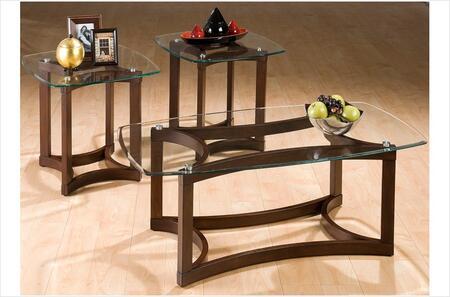 Jofran 107 Contemporary Living Room Table Set