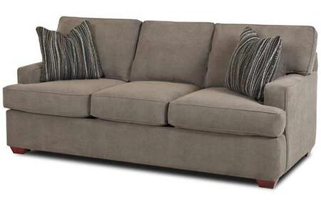 Klaussner K50000DQSL Selection Series Pull-Out Fabric Sofa