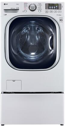 LG LG2PCFL27W1PEDKIT1 Washer and Dryer Combos