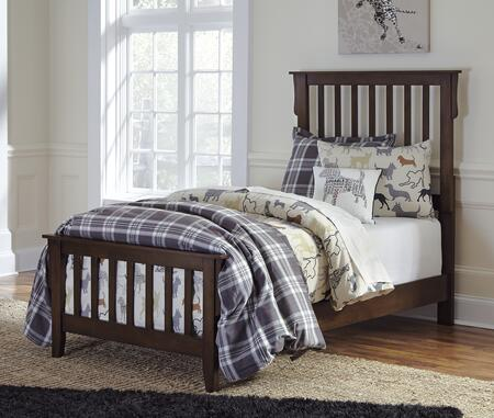 Signature Design by Ashley B5685383 Strenton Series  Twin Size Panel Bed
