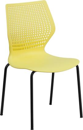 """Flash Furniture RUT358YLGG 18"""" Contemporary Office Chair"""