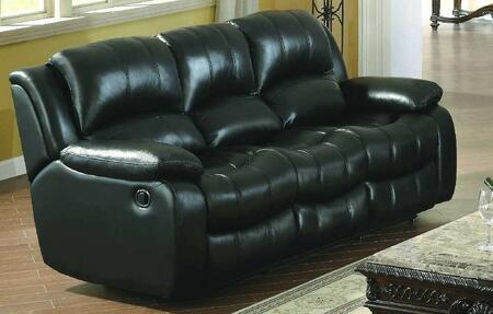 Yuan Tai SE8252SBK Sebastian Series Sofa Leather Sofa