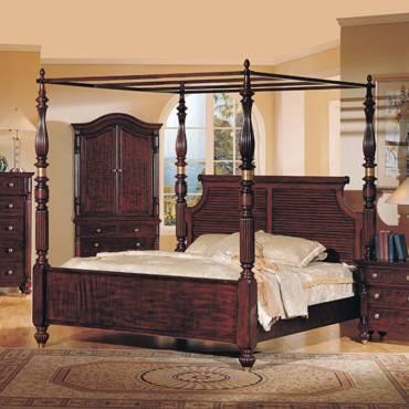 Yuan Tai ED6651K Edinburgh Series  King Size Bed