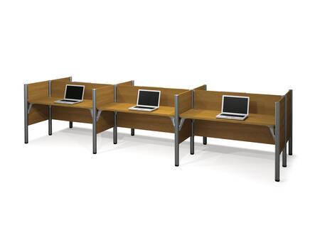 Bestar Furniture 100873C Pro-Biz Six workstation