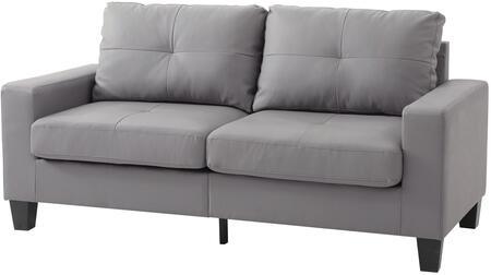 Glory Furniture G461AS Newbury Series Modular Faux Leather Sofa