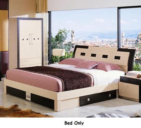 VIG Furniture VGERCONCORDE Modrest Concorde Modern Bed with Storage Set