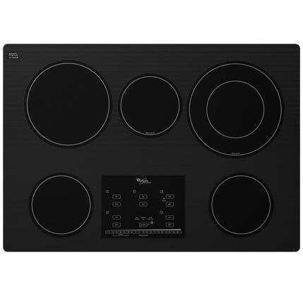 "Whirlpool G9CE3065XB 30"" Gold Series Electric Cooktop"