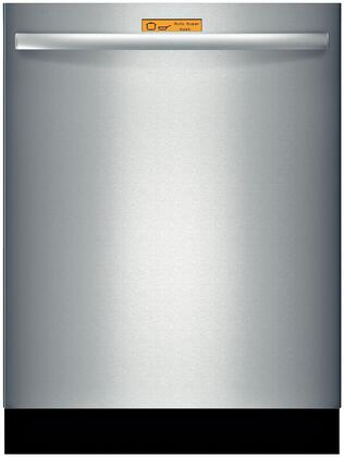 """Bosch SHX98M09UC 24"""" 800 Series Built-In Semi-Integrated Dishwasher  Appliances Connection"""