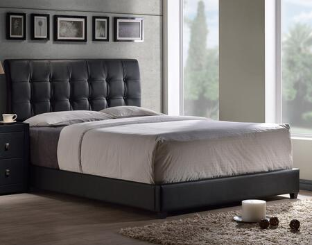 Hillsdale Furniture 1281BFR Lusso Series  Full Size Panel Bed