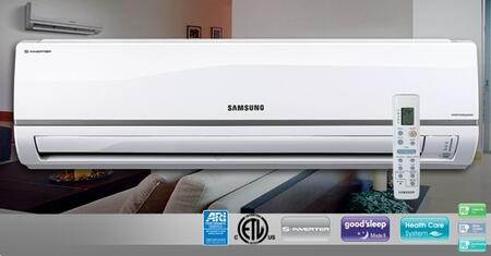 Samsung AQV12NSDY Mini-Split Air Conditioner Air Conditioner Cooling Area,