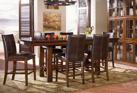 Shown with 6 Parson Stools