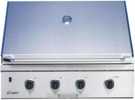 Dacor OB36NG Built-In Natural Gas Grill