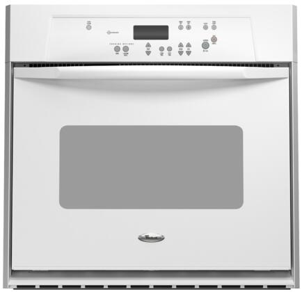 Whirlpool RBS245PRQ  Single Wall Oven , in White