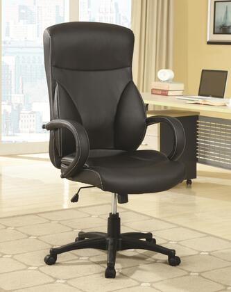 """Coaster 800210 28.5"""" Contemporary Office Chair"""