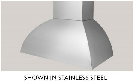 "BlueStar Laramie BSLARAI42 42"" Island Range Hood with 3 Speed Fan, Stainless Steel Baffle Filters and Halogen Lamps, in"