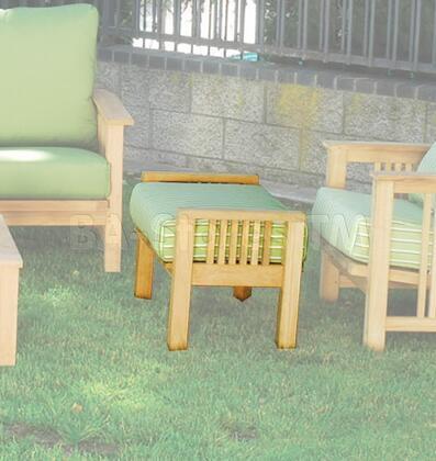 Acme Furniture 16087 Contemporary Patio Ottoman