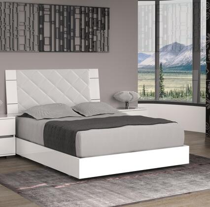 Casabianca TC9001QW Diamanti Series  Queen Size Panel Bed