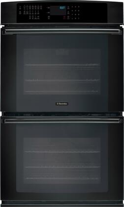 "Electrolux EI30EW45 IQ-Touch Series 30"" Double Electric Wall Oven with 4.2 cu. ft. Per Oven, 3rd Element Convection Ovens, Self-Clean, 7 Cooking Modes, Luxury Glides and IQ-Touch Controls"