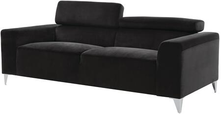 Glory Furniture G336S  Stationary Suede Sofa